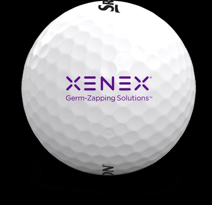 Custom Logo Srixon Golf Ball