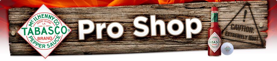 Tabasco Pro Shop
