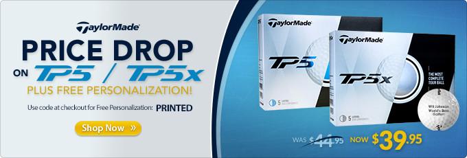 TaylorMade TP5 Price Drop