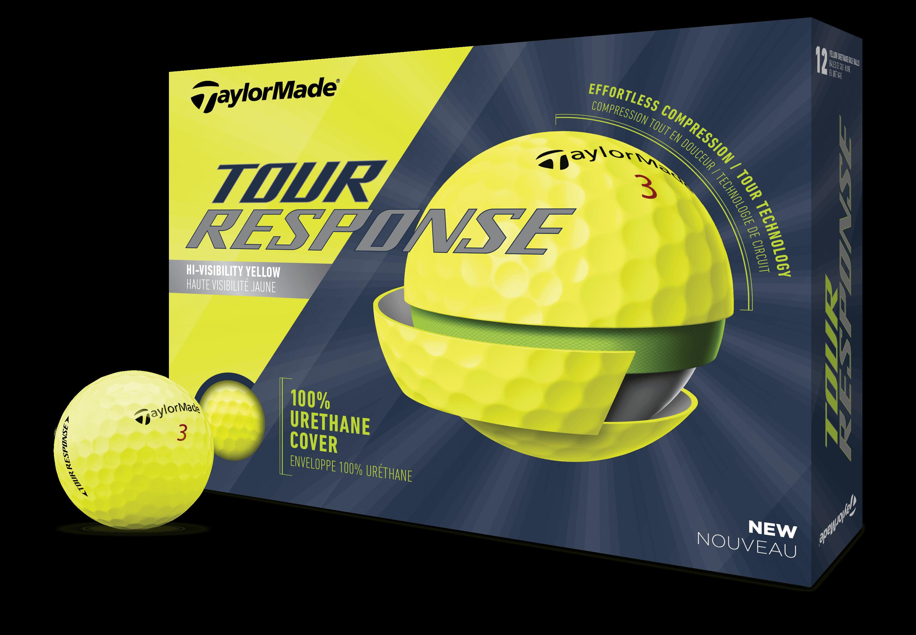 Tour Response Yellow