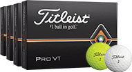 Titleist Special Offer on Pro V1