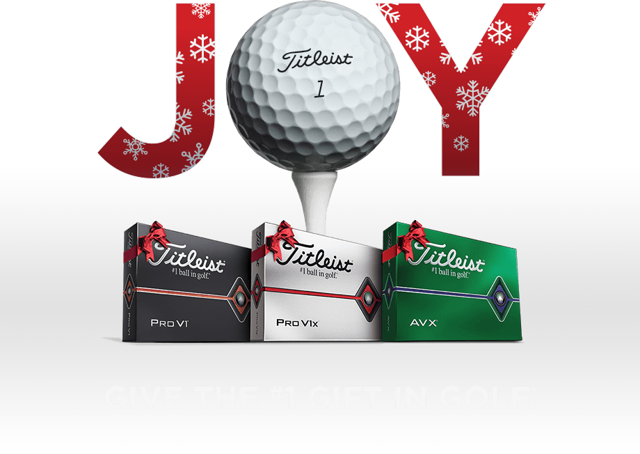 Give the #1 Gift in Golf.