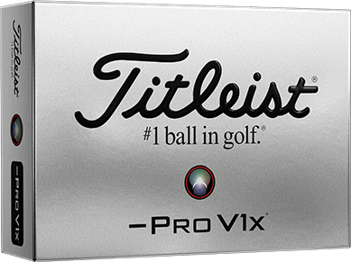 Pro V1x Left Dash Golf Balls