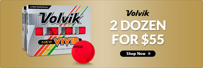 Volvik | 2 Dozen for $55