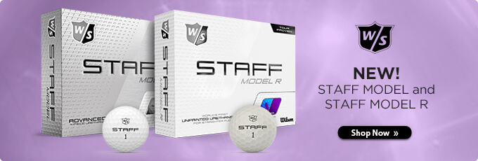 NEW! Wilson Staff Model and Staff Model R