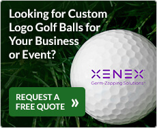 Looking for Custom Logo Golf Balls for Your Business or Event? Learn More