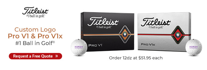 Custom Logo Pro V1 and Pro V1x | Request a Free Quote