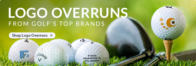 Logo Overruns - From Golf's Top Brands