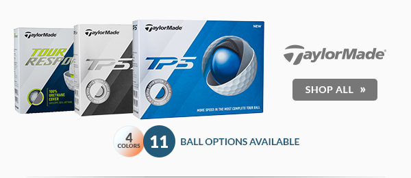 Free Personalization on TaylorMade Golf Balls