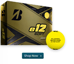 Bridgestone e12 Soft Matte Yellow Golf Balls