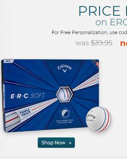 Callaway Golf ERC Soft Golf Balls