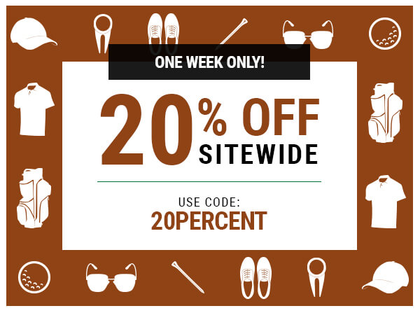 One Week Only! Save 20% Sitewide using code 20PERCENT at checkout.