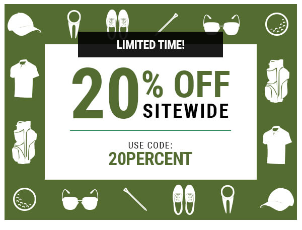Limited Time! Save 20% Sitewide using code 20PERCENT at checkout.
