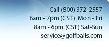 Contact Golfballs.com