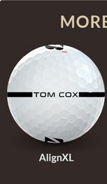AlignXL Golf Balls