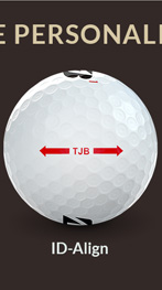 ID Align Golf Balls
