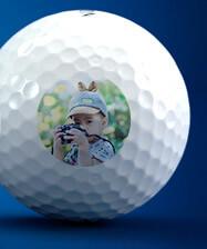 Photo Golf Ball Example