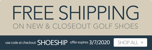 Use code SHOESHIP at checkout by March 7, 2020. Featured shoes: