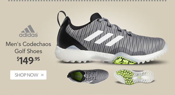 Men's Adidas Codechaos Golf Shoes