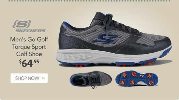 Men's Skechers Go Golf Tourque Sport Golf Shoe