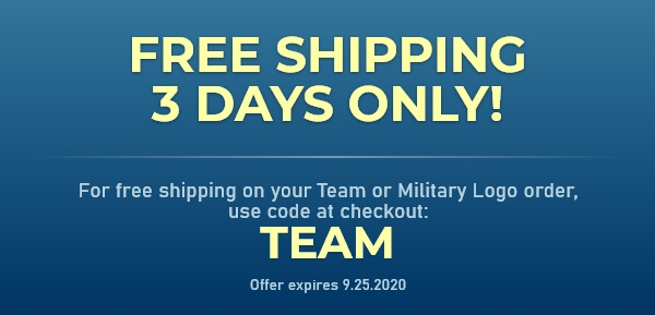 Free Shipping for 3 Days Only! Use code at checkout: TEAM