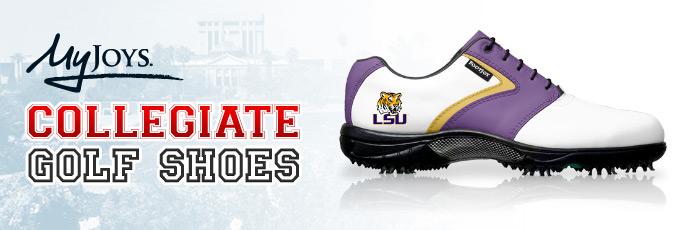 Footjoy College Logo Golf Shoes
