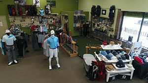 Putting Green and Apparel