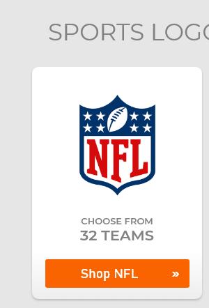 NFL Logo Golf Gear