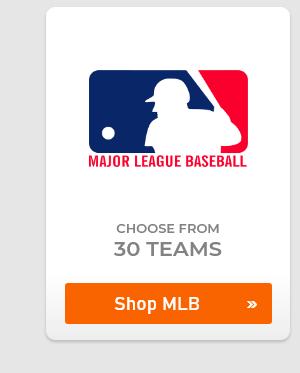 MLB Logo Golf Gear