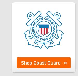 US Coast Guard Logo Golf Gear