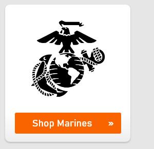 US Marine Corps Logo Golf Gear