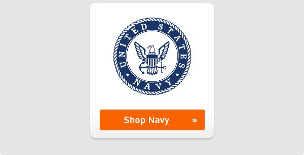 US Navy Logo Golf Gear