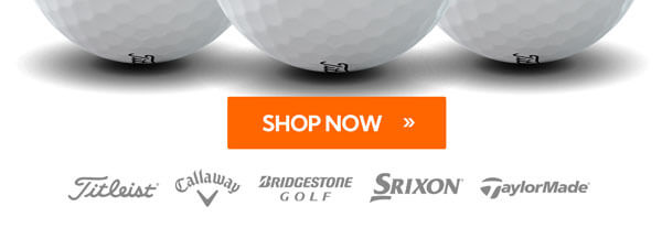 Available on your favorite golf ball brands