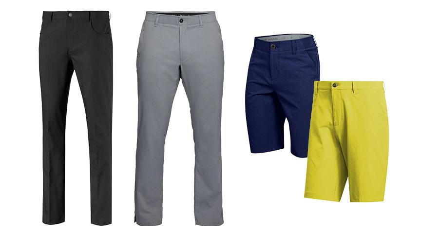 Golf Pants and Shorts