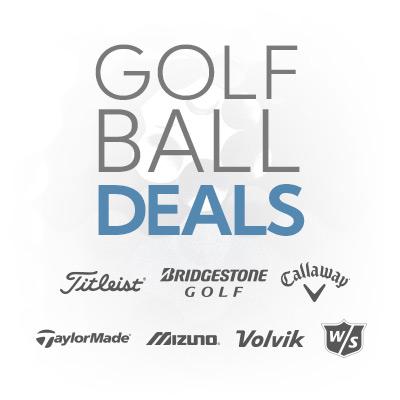 Golf Balls Deals